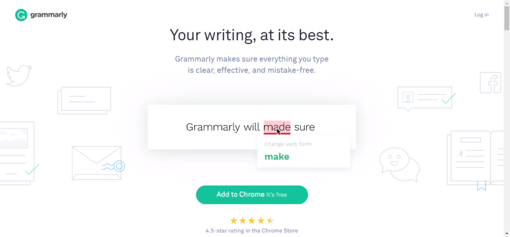 Grammarly - Tools for Technical Writing